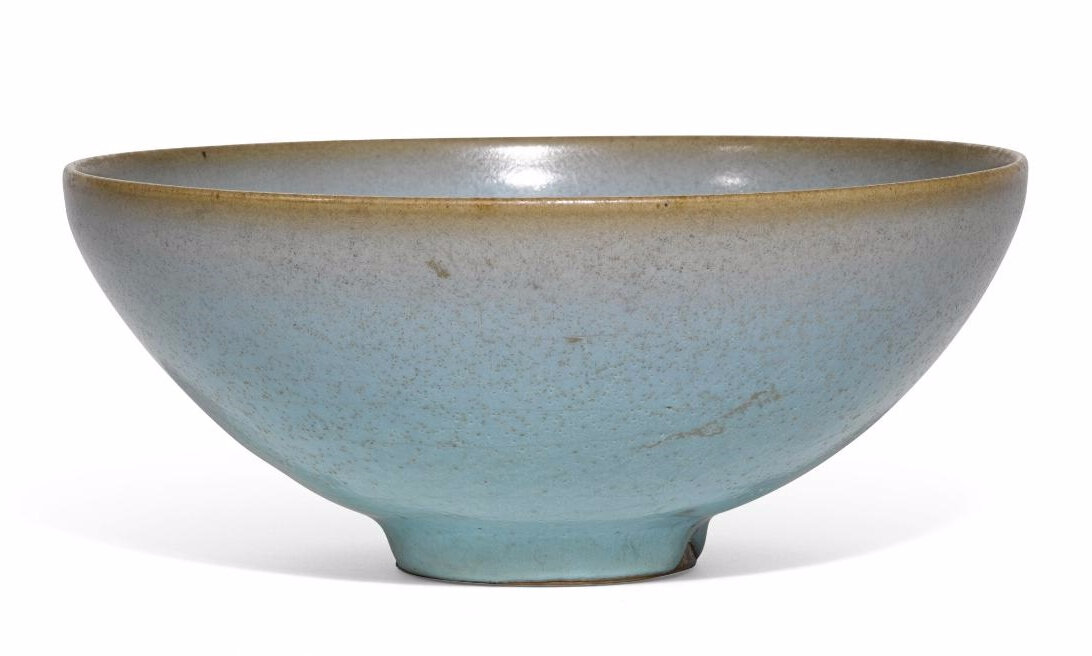 A 'Jun' bowl, Song-Jin dynasty (960-1234)