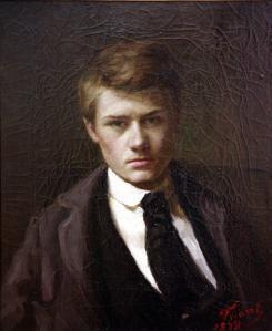 emile-friant-autoportrait-a-quinze-ans-1878