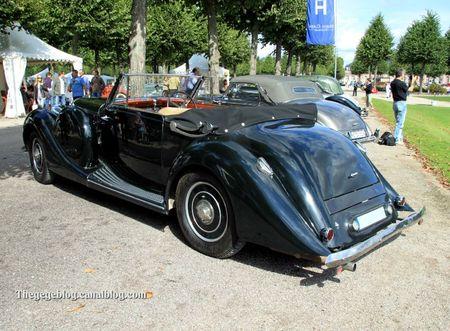 Lagonda LG6-DHC convertible de 1938 (9ème Classic Gala de Schwetzingen 2011) 02