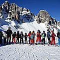 Les premières photos et videos du démarrage de la saison ski à réallon
