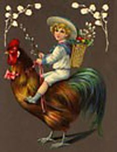 Coq de Pâques