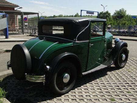 MATHIS PYC Faux Cabriolet 1931 Criterium Jean-François Blattner 2011 b