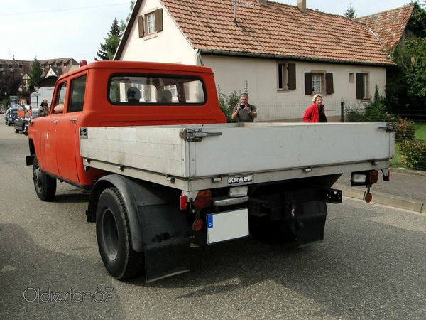 international travelette flatbed ex-firetruck 1973 4