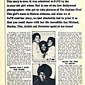 The day the jackson 5 come to my house, fave, septembre 1971