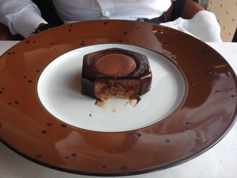L'écrou en chocolat Jules Verne