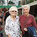 Hélène et Monique (Nantes, septembre 2014)