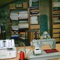 Mon fourbis, mon coin atelier, mes trouvailles...