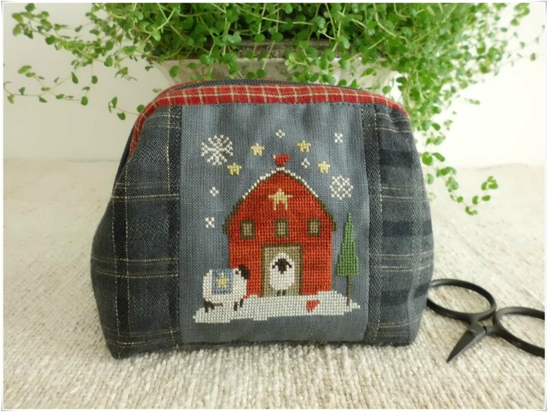 Trousse Winter sheep 1