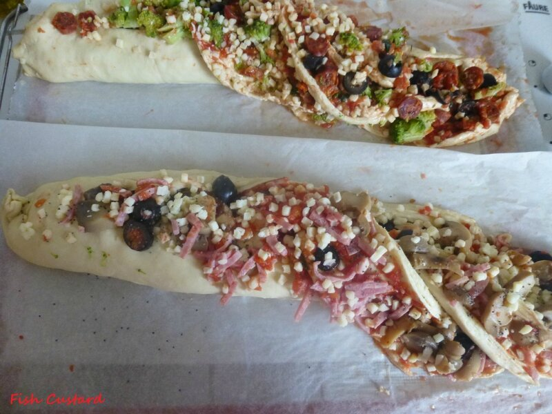 Pizza tressée (3)