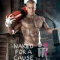 Naked for a cause