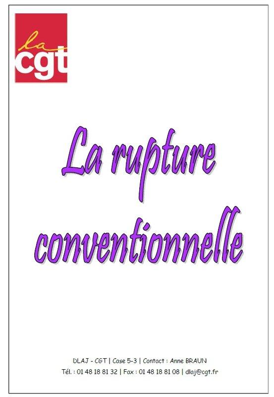logo rupture conventionnelle