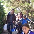 Con el tío Hernán en el zoo