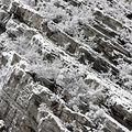 Diagonales minérales glaciales