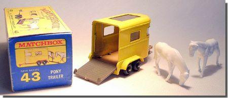 Lesney Matchbox 43 C (A) 2
