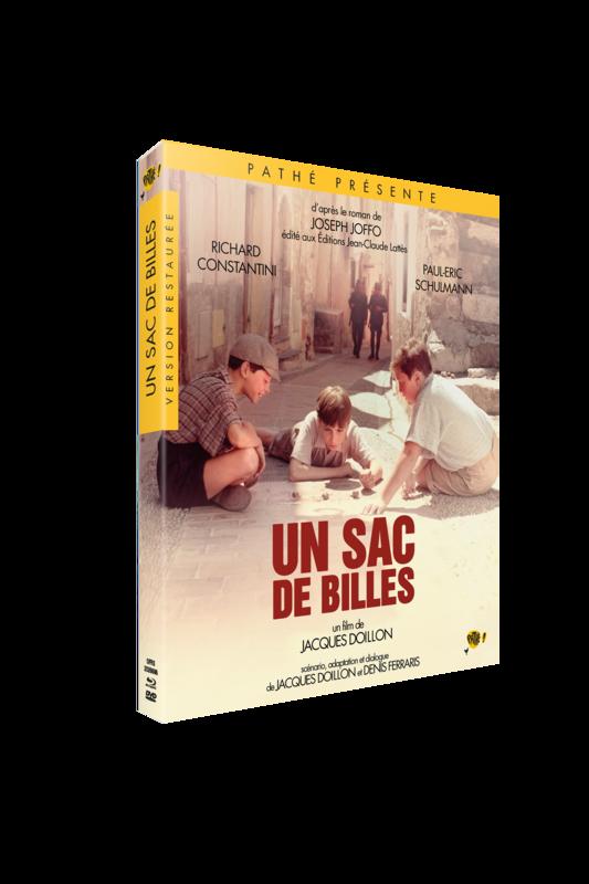 UN SAC DE BILLES-COMBO-3D