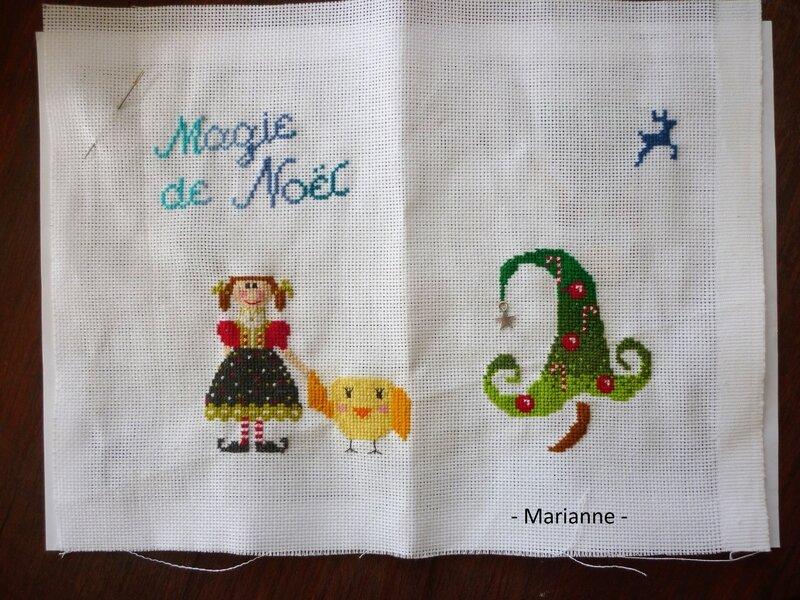 Marianne Grassy étape 3