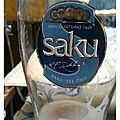 TAL - Verre à bière SAKU