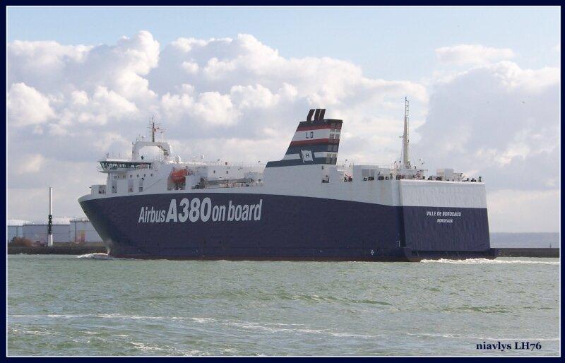 Le Ville de Bordeaux au Havre 2