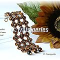 Bracelet Four leave clover-MANEK