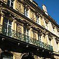 Metz façade rue du Pont des Loges