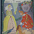 Livre collection ... la perruque de riquet a la houppe