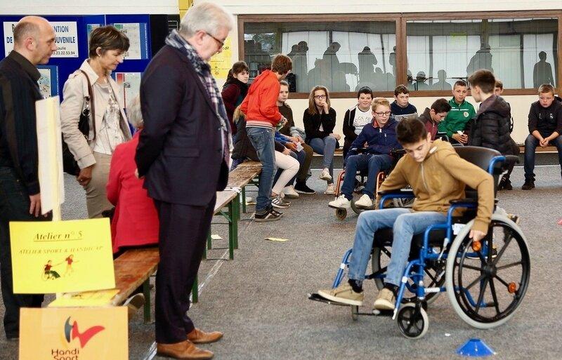 QUIZZ ADDICTS 2017 fauteuils roulants