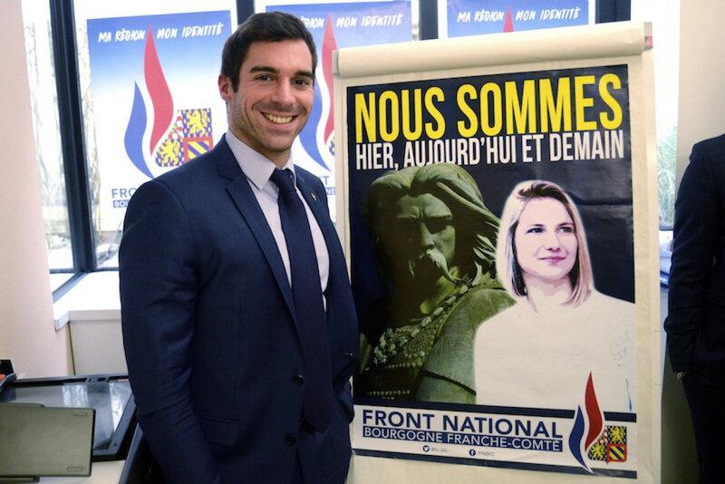 Julien Odoul FN BFC