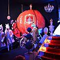 cendrillon au château de breteuil par christophe leray, fabuleux scénographe !
