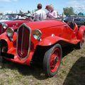 Fiat 508 balilla sport spider