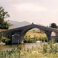 Pont génois Rizzaness - Corse