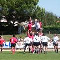 Saison 2010-2011, match contre Bergerac