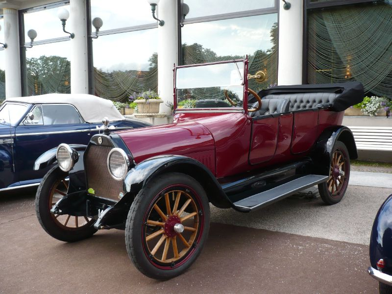WILLYS Knight A70 Limo 1927 Baden Baden (1)