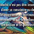 Compassion et detachement (patrick giani)