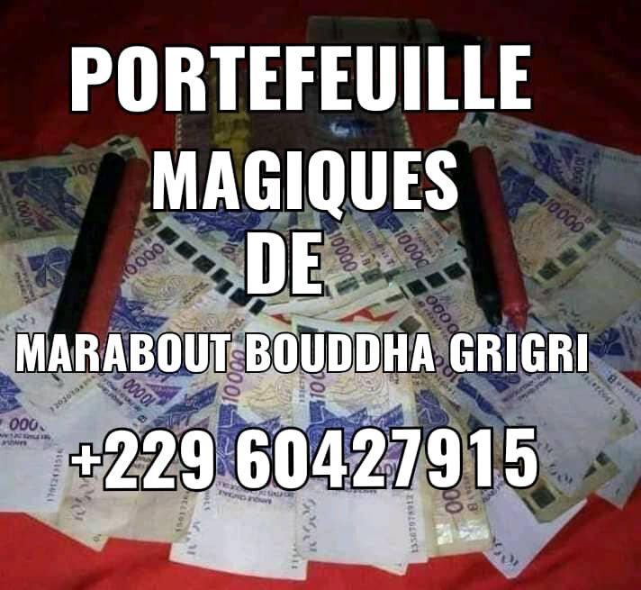 Portefeuille magique,comment utiliser le portefeuille, les dangers du portefeuille magique, portefeuille magique benin