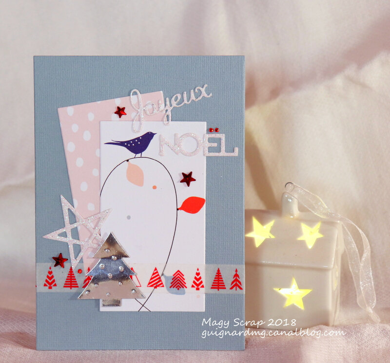 Cartes de fêtes de fin d'année : Voilà la 1ère ! ...