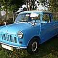 MINI 850 pick-up 1970 Mannheim (1)