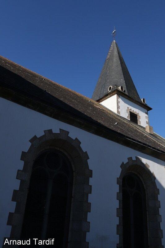 00639 Guidel - L'église de l'Ile de Groix dans le Bourg
