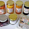 Biolo'klock: confitures bios, fruits secs et sirops bios