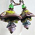 Clochettes de fées ... clochettes d'oreilles