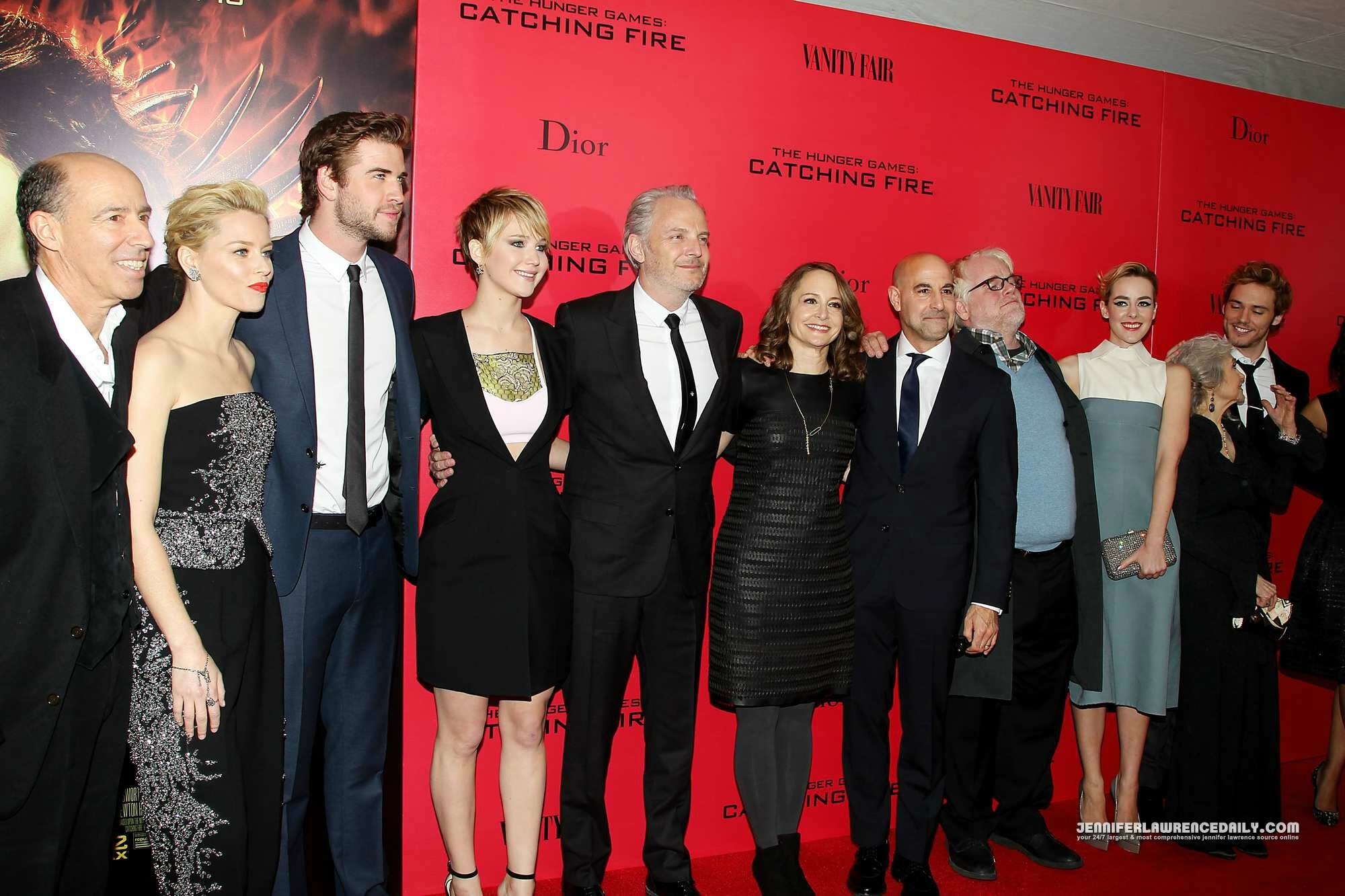 Catching Fire NY Premiere03
