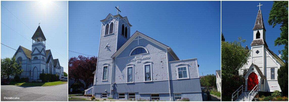 Port Townsend Churches