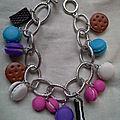 Les bracelets de Poupette