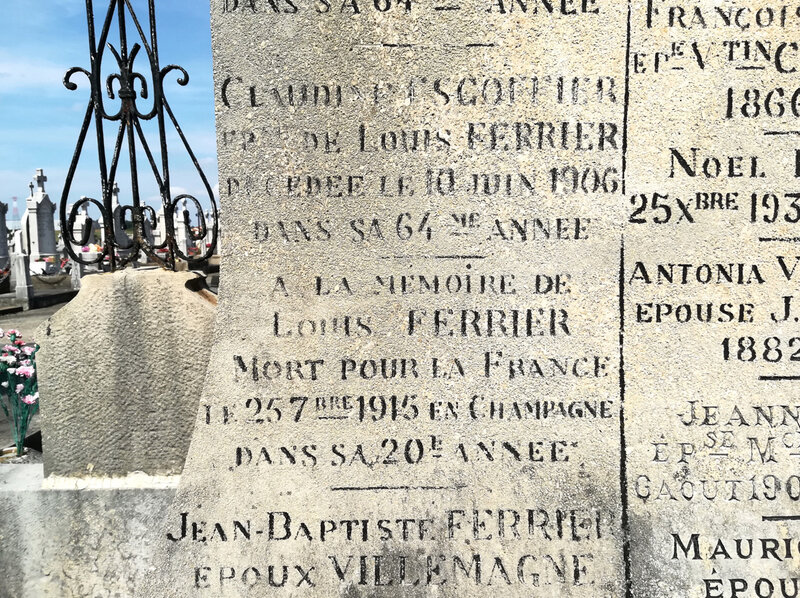 tombe familiale Louis Ferrier (2)