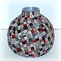 MOSAIQUE DECORATIVE : VOLUMES