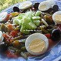 ✿ quelques idées de salades ✿