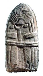 La Couvertoirade statue menhir