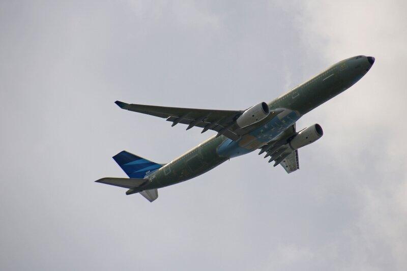 A330 Garuda Airlines
