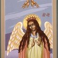 Marie, Aigle de la Justice Divine