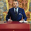 جلالة الملك : المغرب سيرفض أي مغامرة غير مسؤولة بخصوص الخلاف الإقليمي حول الصحراء المغربية