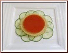 gelée de tomate